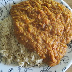 Lentil Curry  (vegan)