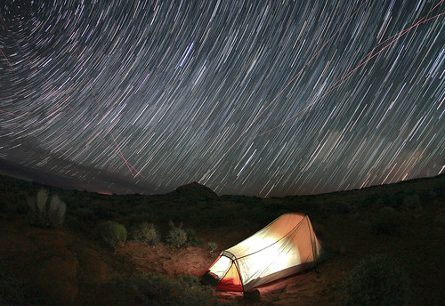Starry Night in Escalante