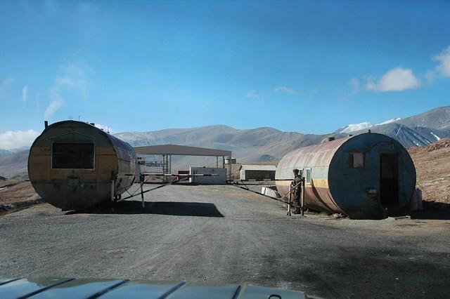 Kyzyl Art Pass, Tajik Border Controls - Tajikistan