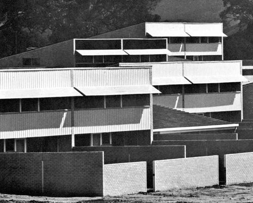 Garran Housing Group, Gilmore Crescent, Garran, ACT