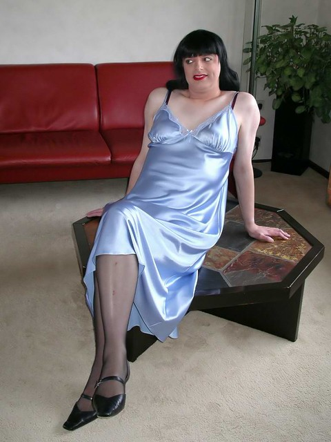 Soft shiny satin