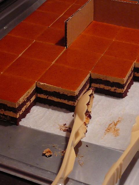 Chinese Buffet Mocha Cake Recipe