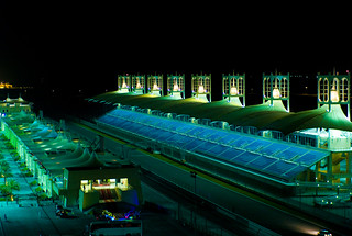 Racing Circuit in Bahrain