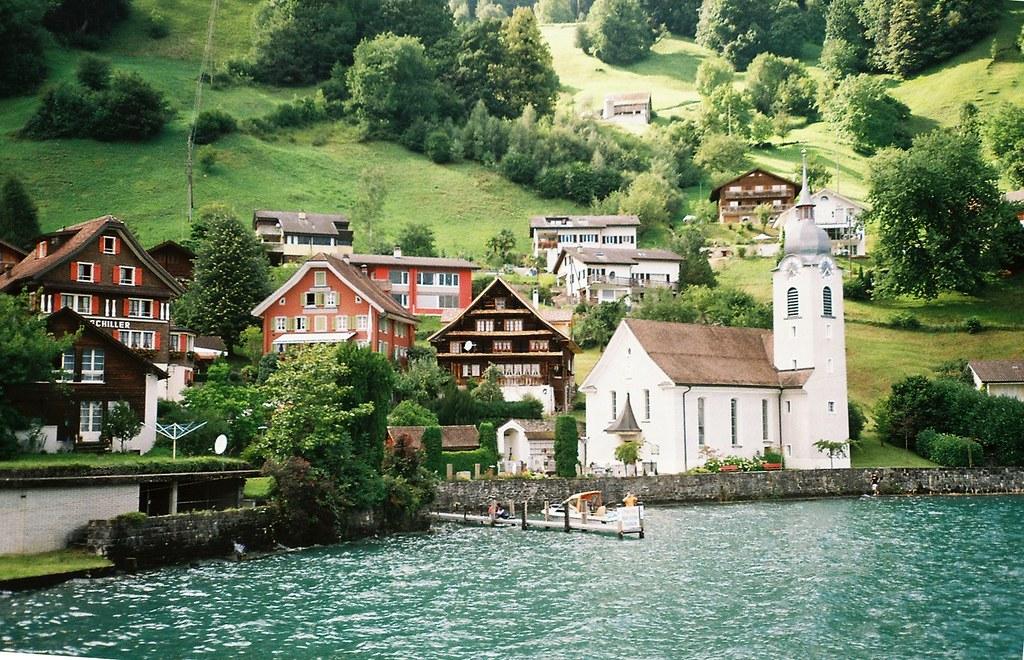 boat ride on Lake Lucerne