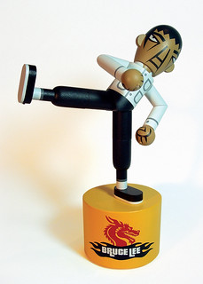 Bruce Lee_custom toy