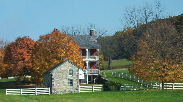 Beautiful Farm House Flickr Photo Sharing