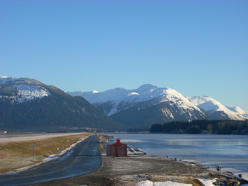 Juneau International Airport- Floatplane version
