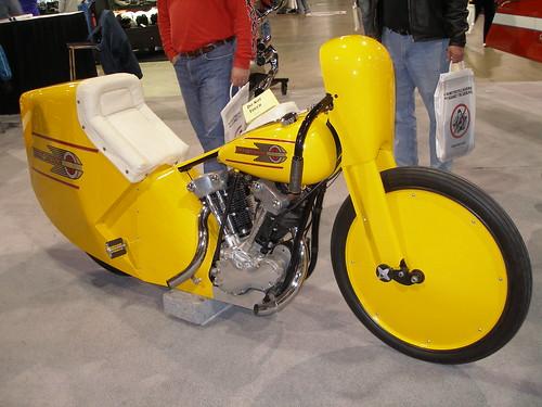 Harley Davidson Streamliner