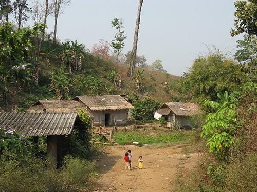 Lapong Village