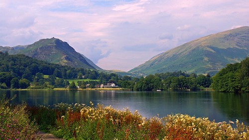 grasmere lake summer