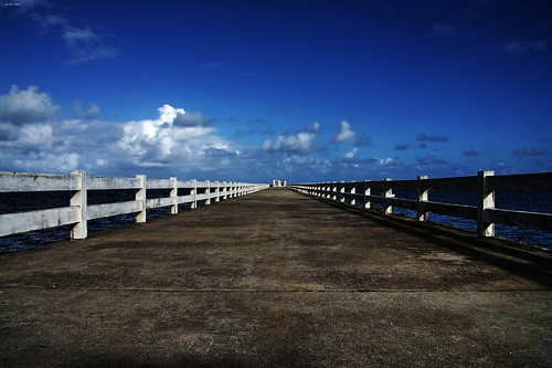 sky nuvole porto cielo mauritius 2008 prospettiva pontile riflessione jodyart jodysticca goldstaraward fabiovoloescoafareduepassi