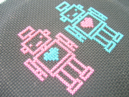 New Robotic Stitching