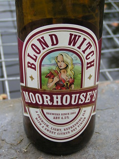 Moorhouse's, Blond Witch, England