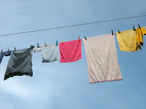 Come stendere il bucato guida semiseria per la routine for Fili per stendere