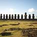 Small photo of Easter Island Ahu Tongariki