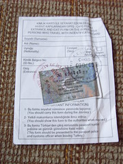 Visa for Turkey