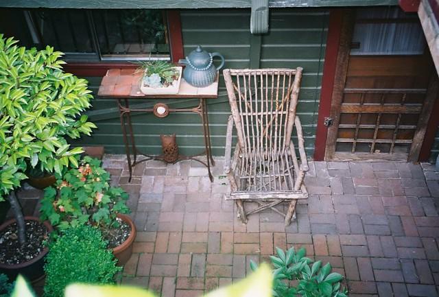 sunken patio  Flickr  Photo Sharing!