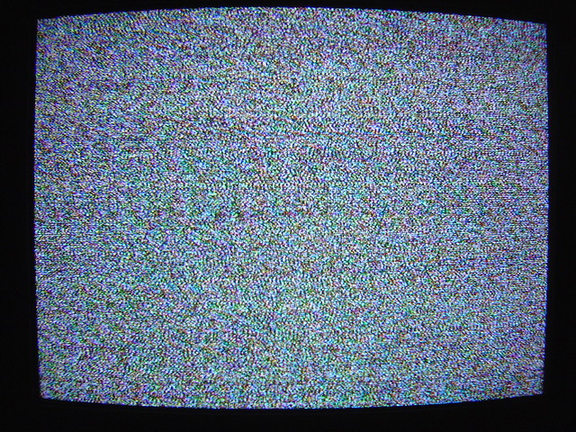 Tv static flickr photo sharing - What is tv static ...