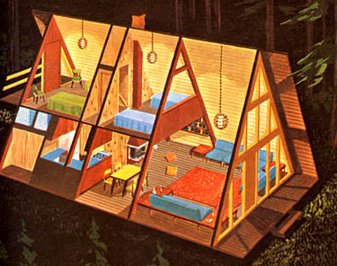 frame house from the 1960s | Flickr - Photo Sharing!