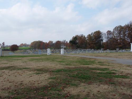 usa tn tennessee unitedstatesofamerica tombstone dyer 2007 gravemarker mtolivecpchurchcemetery
