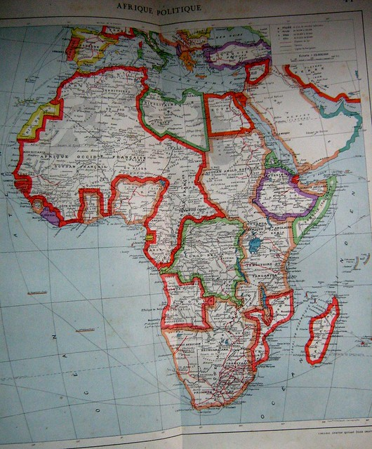 Africa, 1925 from Flickr via Wylio