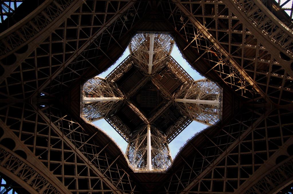 Historia imagenes y wallpapers de la torre eiffel taringa for Creador de la torre eiffel