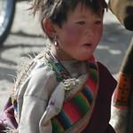Little Tibetan - Xiahe, China