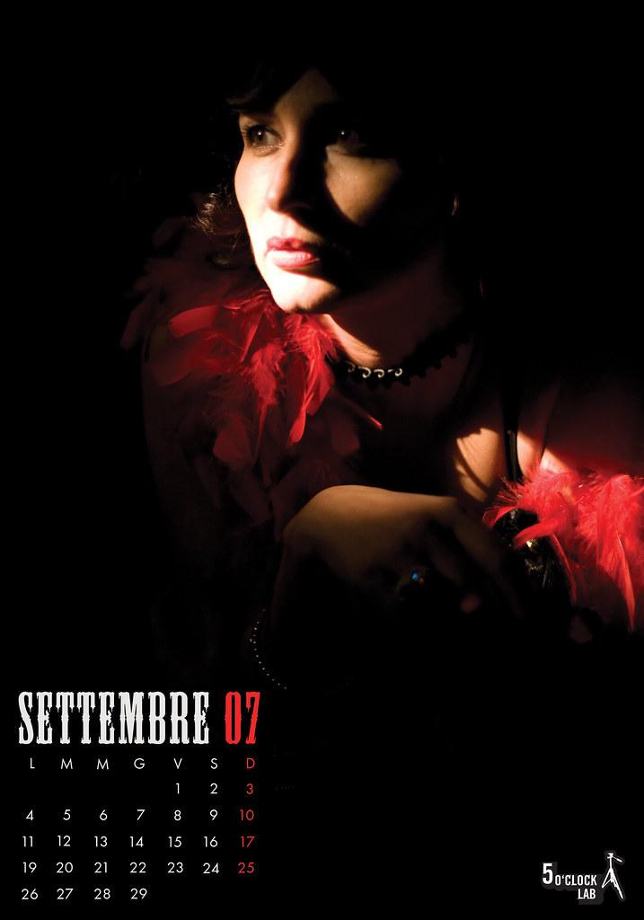 Calendario Settembre 2007.Calendario 5 O Clock Settembre 2007 5 O Clock Lab Flickr