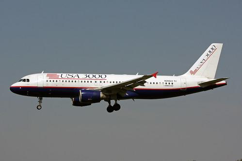 A320.N266AV