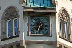 04 mai 2008 Strasbourg Lycée internationnal des Pontonniers Horloge