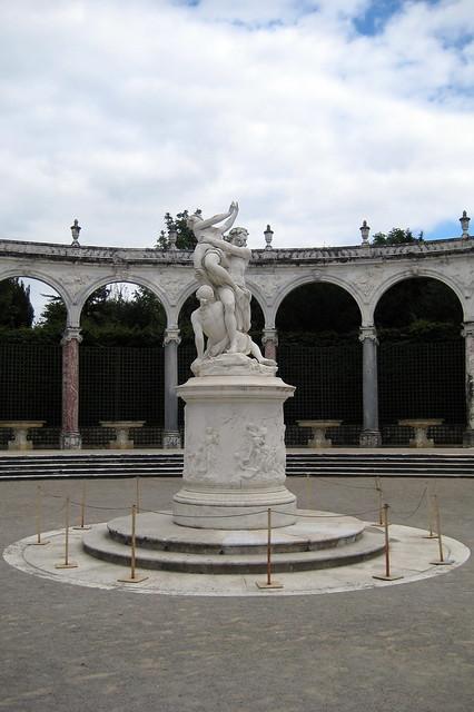 Versailles jardins du ch teau de versailles le - Jardin du chateau de versailles gratuit ...