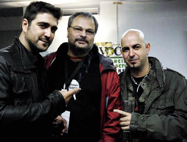 Antonio Orozco - Concierto VOCES - 2007