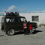 Jeep Trip Along Pamir Highway - Osh to Murgab, Tajikistan
