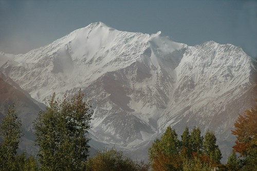snow mountains tajikistan centralasia pamirs langar badakhshan wakhanvalley aesdpn pamirmountains