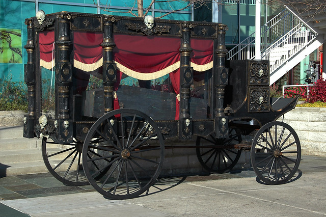 Reaper >> Dracula Carriage - 1 | Flickr - Photo Sharing!
