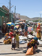 Market, Dire Dawa, Ethiopia