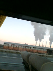 Factory - Pollution