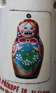 Mad Matrioshka (матрёшка)