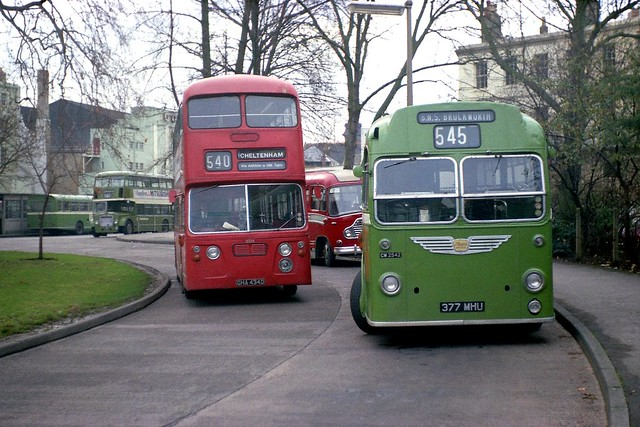 Vintage portsmouth bus. open top old bus (leyland titan, 1935) in ...