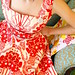 one.dress.finished by annamariahorner