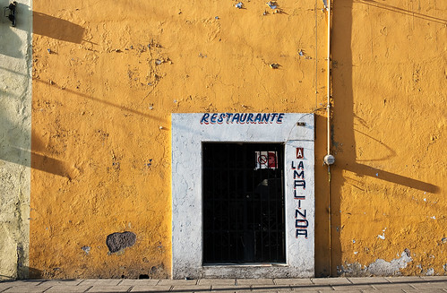 La Malinda, restaurante, Puebla, Mexico