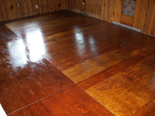 Finished Plywood Flooring ~ The orebody this old house plywood floor