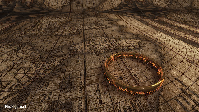 The one ring of the lords