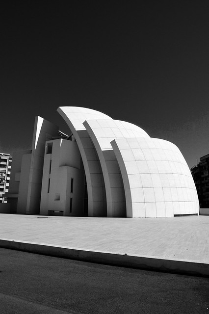 Jubilee Church, Rome - Richard Meier