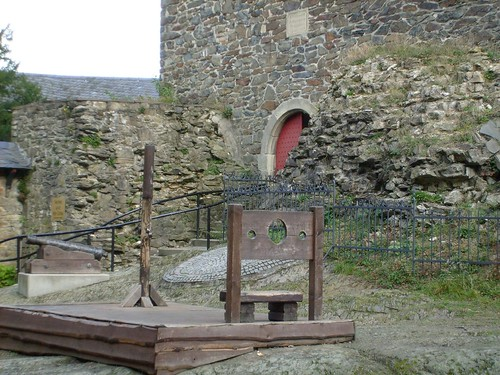Stocks, Schloss Berg