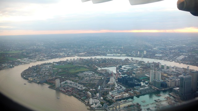 View of Docklands