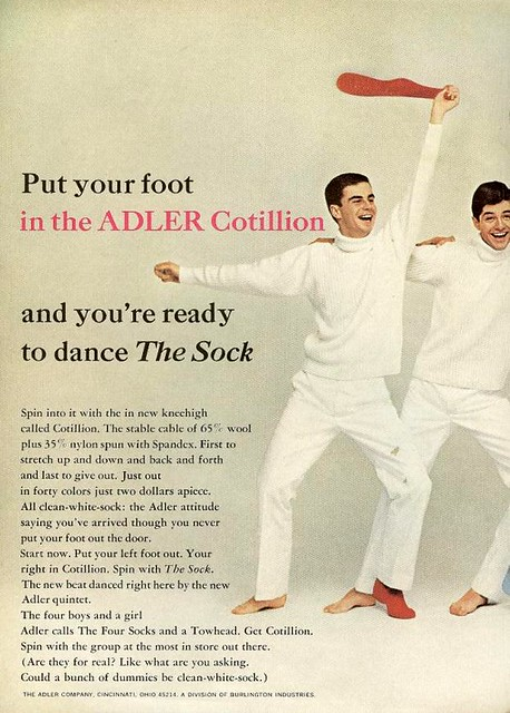 Dance The Sock 1