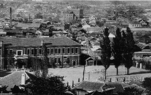 Pusan -Busan, Korea under Japan rule