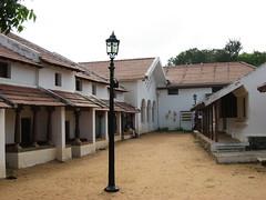 Agraharam at Dakshina Chithra