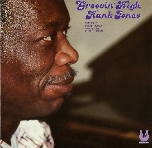 Hank Jones > Groovin' High